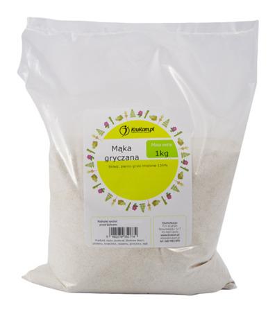 Mąka gryczana 1kg