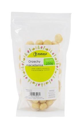 Orzechy macadamia 250g